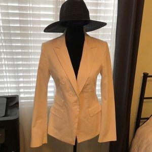 Express, white blazer, Size 6